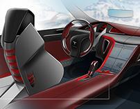 Electric Muscle Car- Tesla