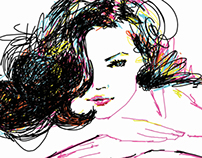 lines illustrations