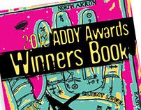 PRINT_2012 Addy Awards_winner's book