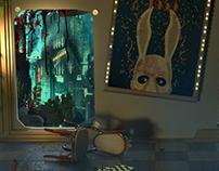 Bioshock - Living in Rapture (Fan Art)