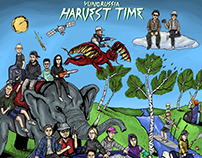 yung russia: harvest time