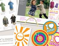 Clothing Website/Branding Design