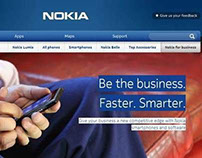Nokia for business