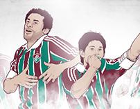 Fluminense F.C. | Ídolos da Atualidade
