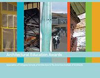 ACSA Architectural Education Awards