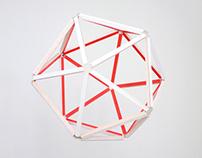 Icosaèdre 3D