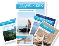 Agencia de Viagens Travel Geek