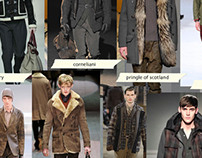 Menswear Trend Report Autumn/Winter 2011