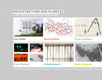 Architecture and Plastic