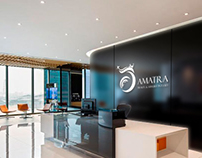 Amatra  Re-Branding