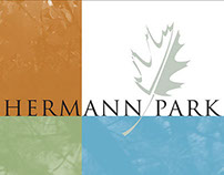 Friends of Hermann Park Guide and Map