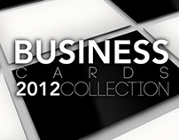 Business Cards 2012 Collection