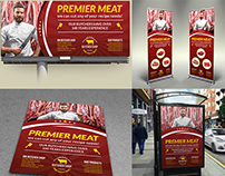 Butcher Shop Advertising Bundle