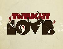 Twilight Love | Typography Poster