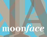 Moonface Typeface