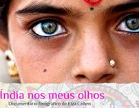 India nos meus olhos |  Documentário fotográfico