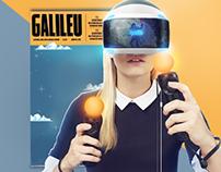 Projeto Gráfico: Revista Galileu
