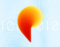 Pin Point. Logotype. Corporate identity.