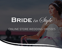 Online store / Bride in Style