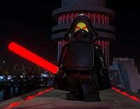 Lego Star Wars / Vray Rhino