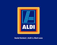 SOCIAL CONTENT // ALDI [UPDATED: 6/7/2016]