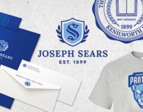 The Joseph Sears School brand identity