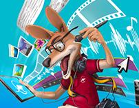 Kanguru Mascota