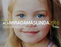 Banco Falabella - La Mirada Más Linda 2016
