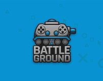 Battleground Logo Design