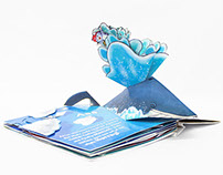 Mike and Samy's Ocean Adventure Pop Up Book
