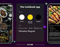 Cookbook app