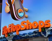 Flip Flop Shop Facade