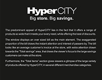 Hypercity Window Display