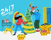 Bell iHeart Christmas TV Spot
