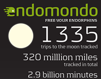 Endomondo Infographic