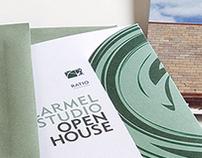 Carmel Studio Open House
