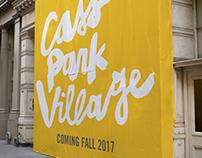 LOGO : Cass Park Village