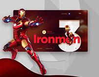 Ironman UI concept