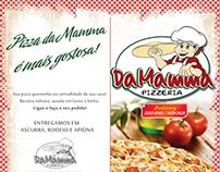 DESIGN | Flyer Pizzeria Menu