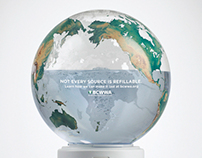 BCWWA Water Globe