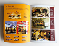 Brochure | Food Franchise