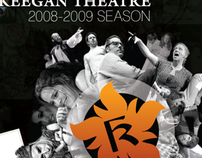 Keegan Theatre Posters (2008-09 Season)