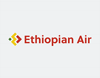 Ethiopian Air Rebrand