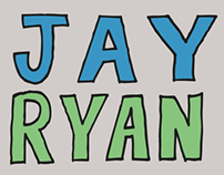 Jay Ryan Lecture Collateral (Fictional)