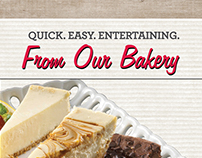County Market Bakery Catering Brochure
