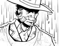 Cowboys and inking