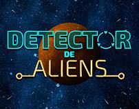 Detector de Aliens - Jogo de Percepção