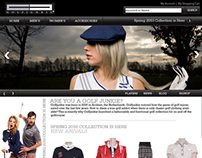 Golf Junkie USA Web Site