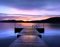 Retouch: Lake