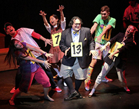 The 25th Annual Putnam County Spelling Bee - Costume
